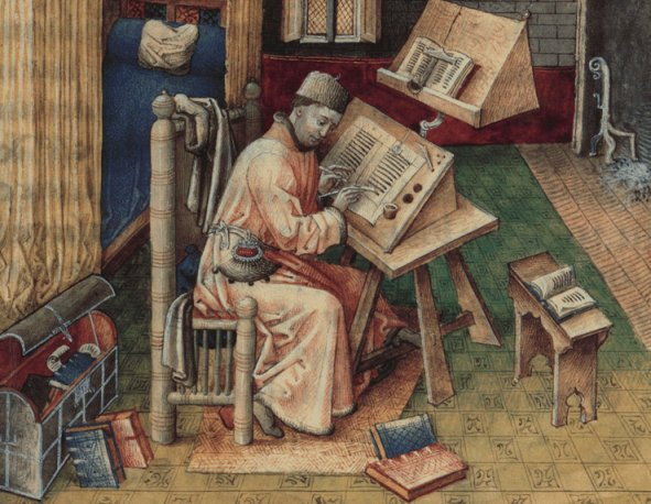 Towards a new taxonomy of medieval music writing? Part 1